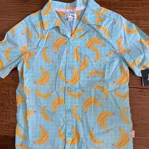 NWT going BANANAS?🍌🍌🍌boys shirt!